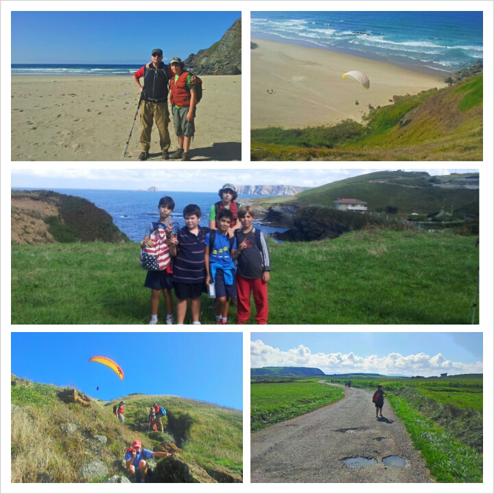 excursion por la costa
