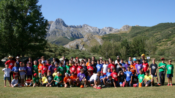 Campamento Lugueros 2015